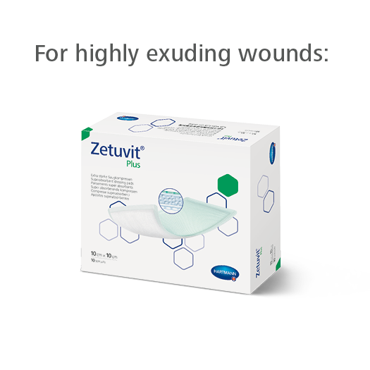Packshot of Zetuvit® Plus